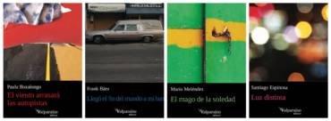 CDMX: presentación de las novedades editoriales de Valparaíso México. Nueva Biblioteca de Poesía Hispánica