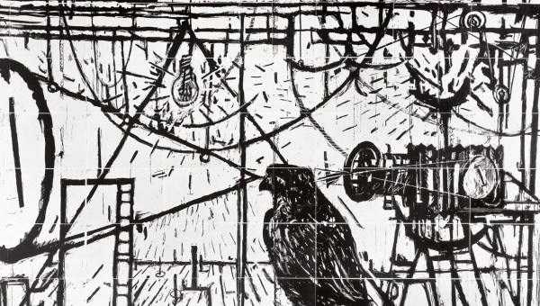 comodín william kentridge