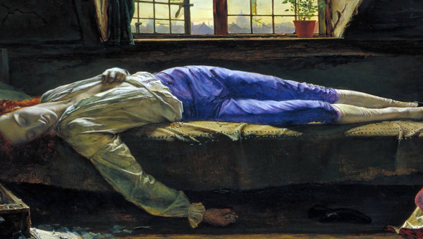 The_Death_of_Thomas_Chatterton