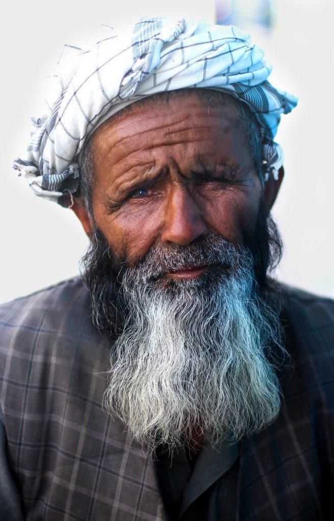 Mazar al Sharif, Afganistán. 2015