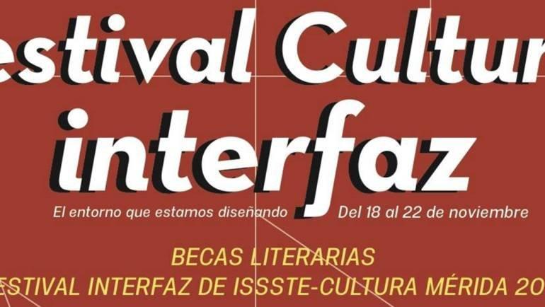 Convocatoria: Interfaz Issste cultura, Mérida 2015