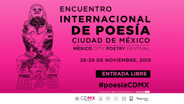 Noticia Mexico City Poetry Festival