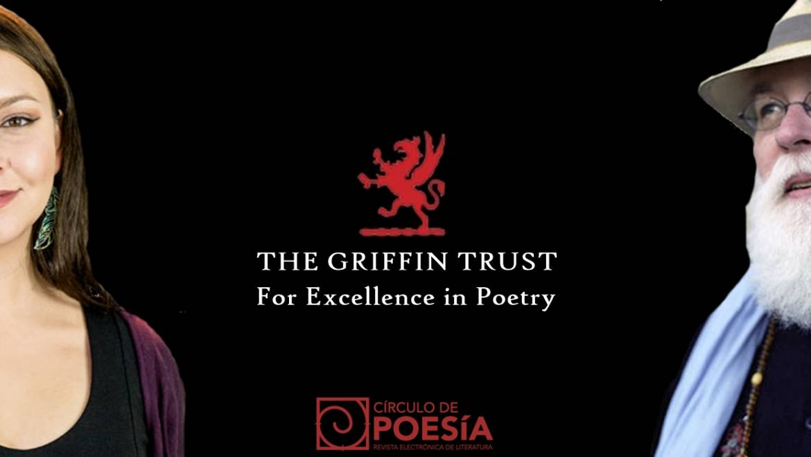 Griffin Poetry Prize 2016: Liz Howard & Norman Dubie