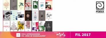 Círculo de Poesía en la FIL Guadalajara 2017: presentación de la editorial Buenos Aires Poetry